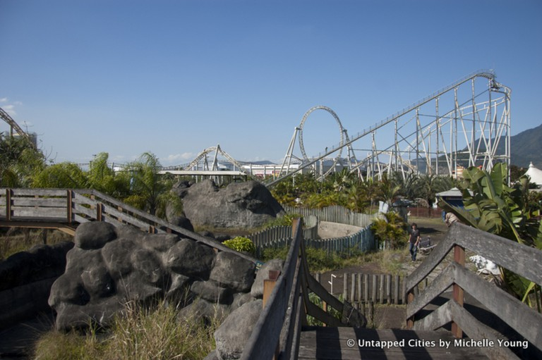 The rollercoaster |© Michelle Young/Untapped Cities