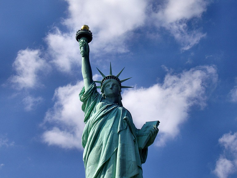 The Statue of Liberty │© Tysto