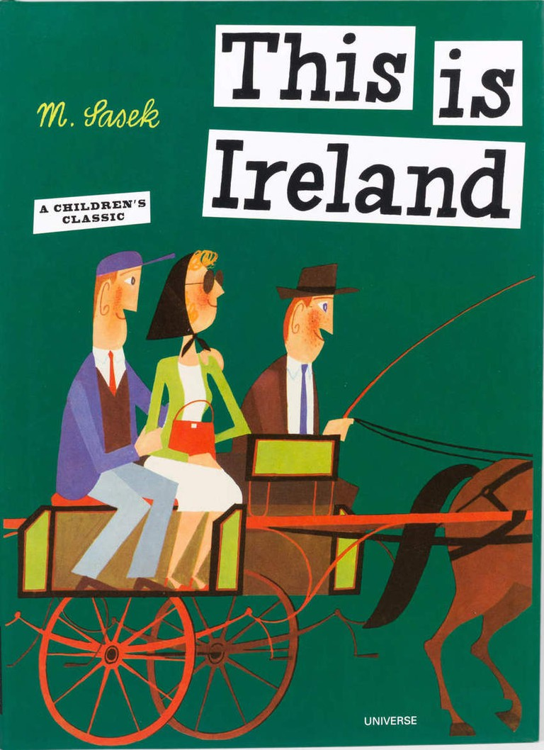 This is Ireland by M. Sasek   Courtesy of Universe