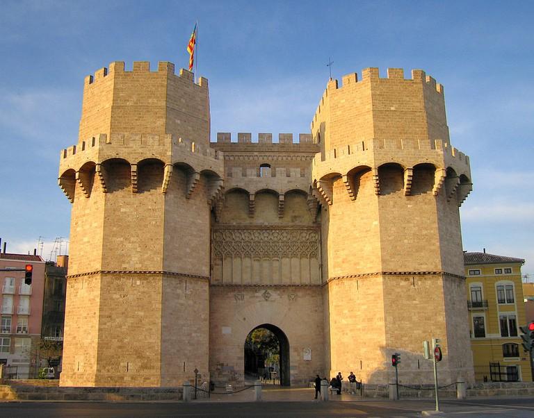Torres Serranos | Wikimedia Commons
