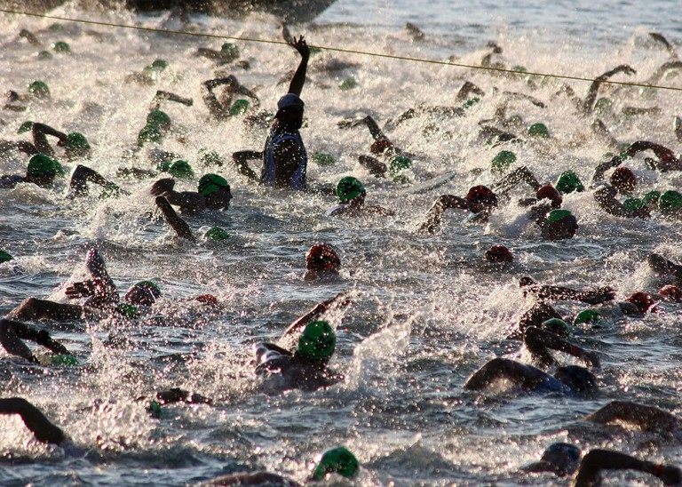 Triathlon Swim |©PixaBay