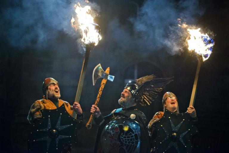 'Up Helly A Vikings' | © Chris Watt / Courtesy Of Edinburgh's Hogmanay