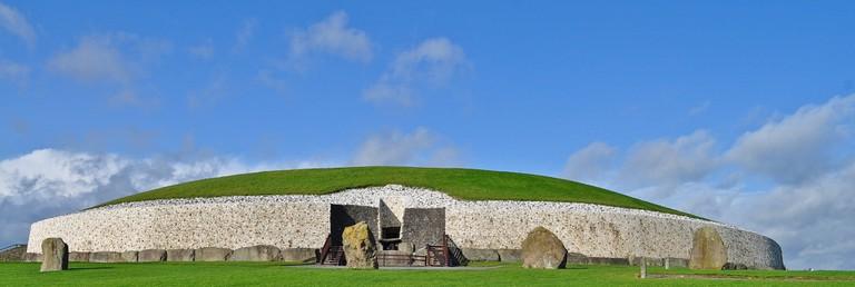 Newgrange | © young shanahan/Flickr