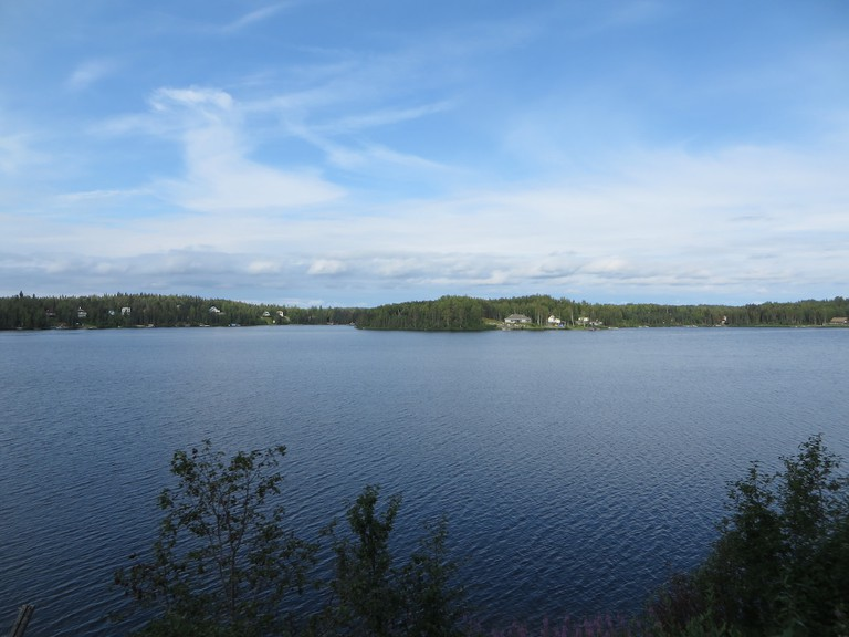 Nancy Lake   © Bernt Rostad/Flickr