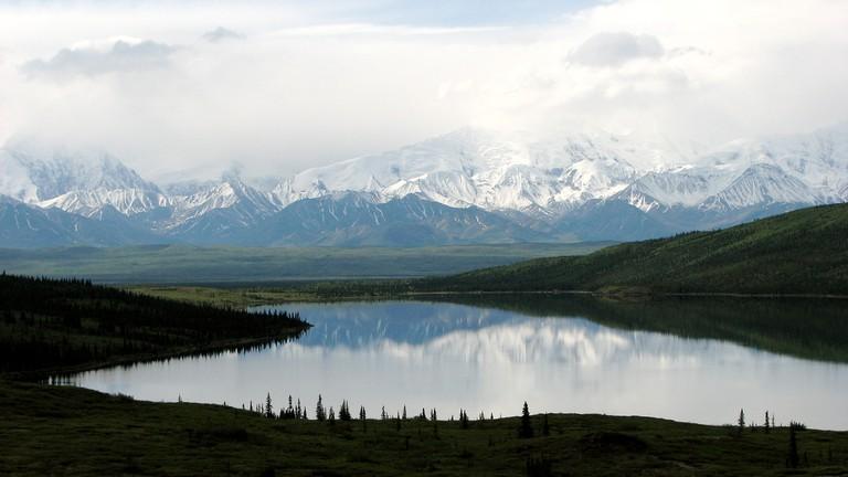 Denali Reflection   © Kevin and Kelli Redington/Flickr