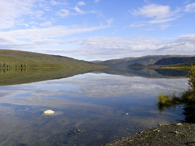 Mirror Lake   © Jason Hickey/Flickr