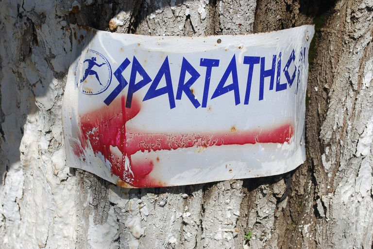 Spartathlon | © Panegyrics of Granovetter/Flickr