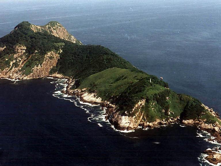 Ilha da Queimada  © Prefeitura Municipal Itanhaém/Flickr