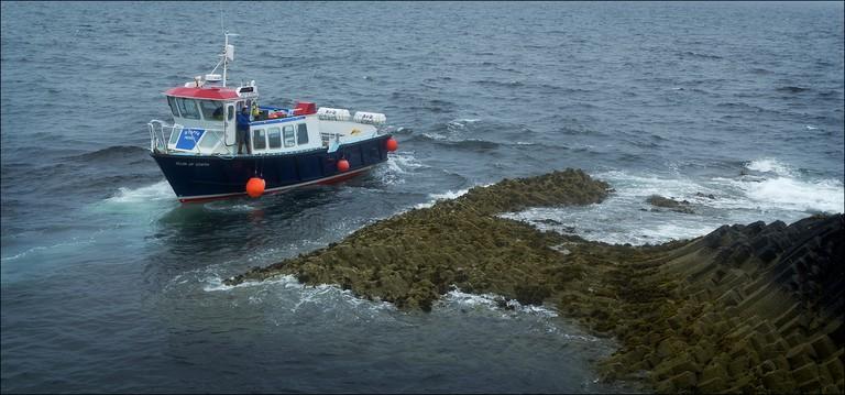 Staffa Ferry | © dun_deagh/Flickr