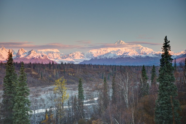 Mt. McKinley   © Malcolm Manners/Flickr