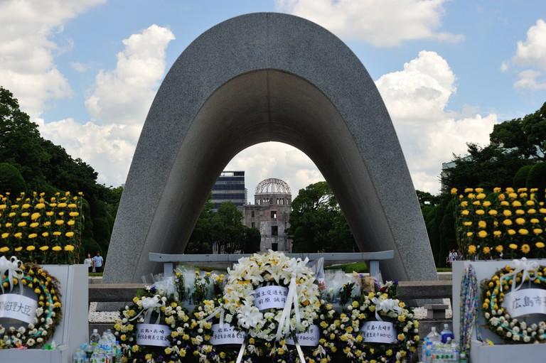 Hiroshima Peace Memorial Park | © Rog01/Flickr
