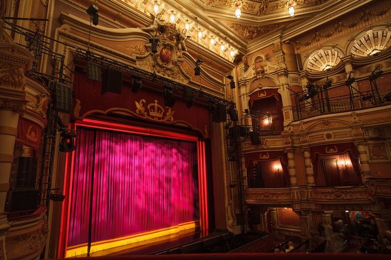 Glasgow Kings Theatre © Jimmy Baikovicius/Flickr