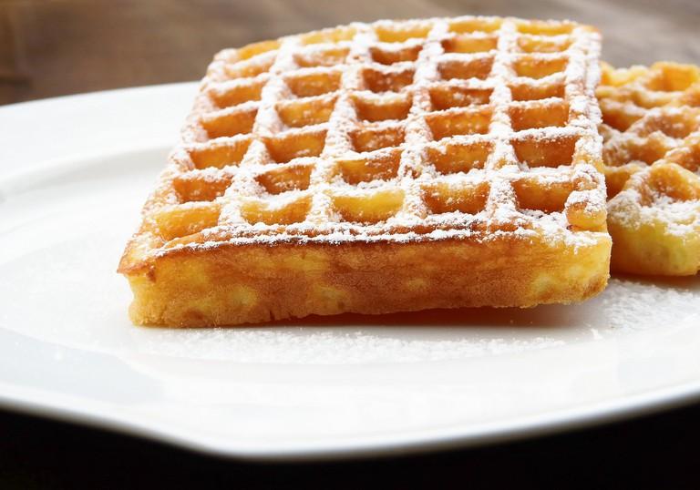 Brussels waffle | Pixabay/public domain