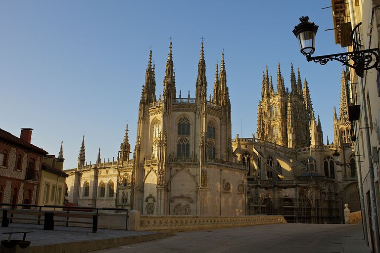 Burgos Cathedral   ©Jared L. Stahl / Wikimedia Commons