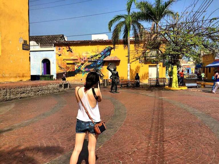 Getsemani, Cartagena © Nikki Vargas