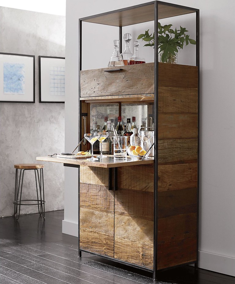 Clive bar cabinet, costs £2,623.70