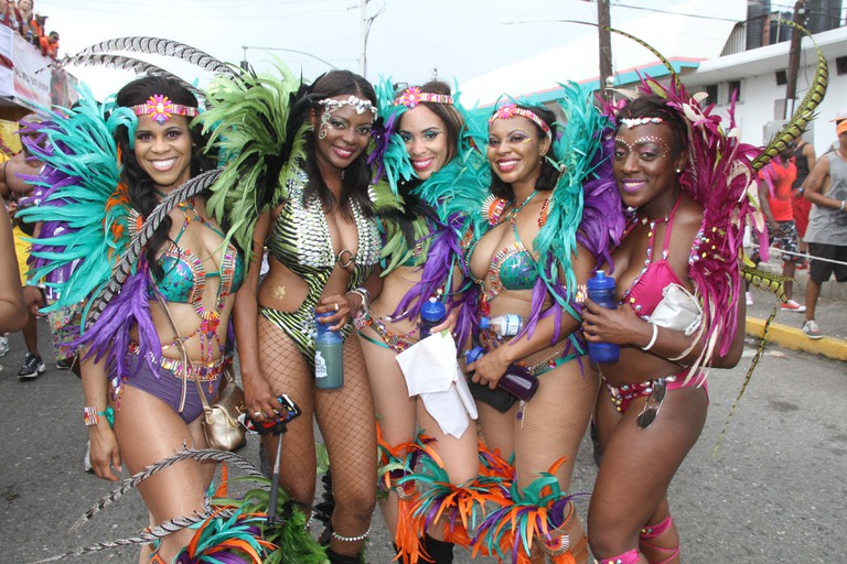 Bacchanal Legacy Road March 2016 | Courtesy of Bacchanal Jamaica