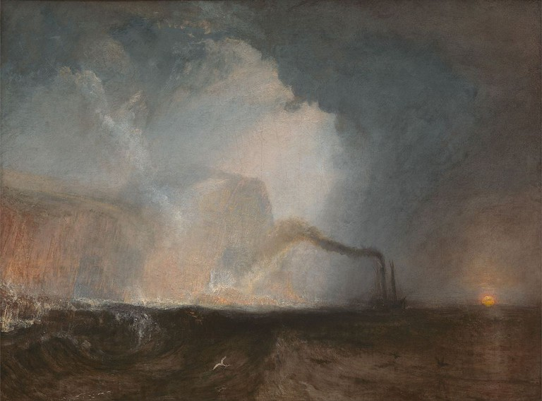 Staffa, Fingal's Cave By Joseph Mallord Turner | WikiCommons