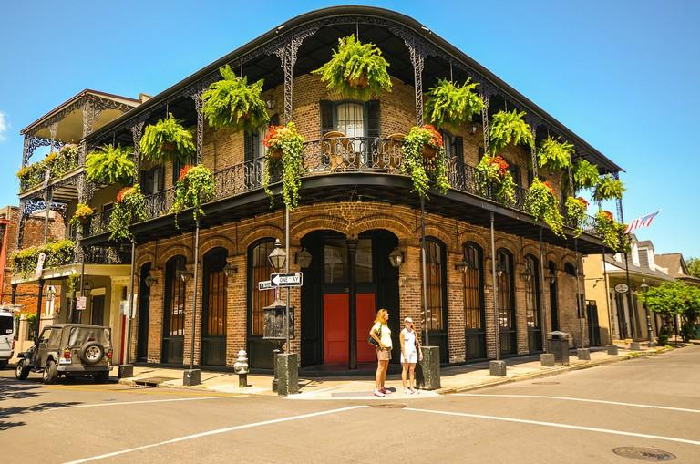 French Quarter, New Orleans, Louisiana   © USA-Reiseblogger/Pixabay