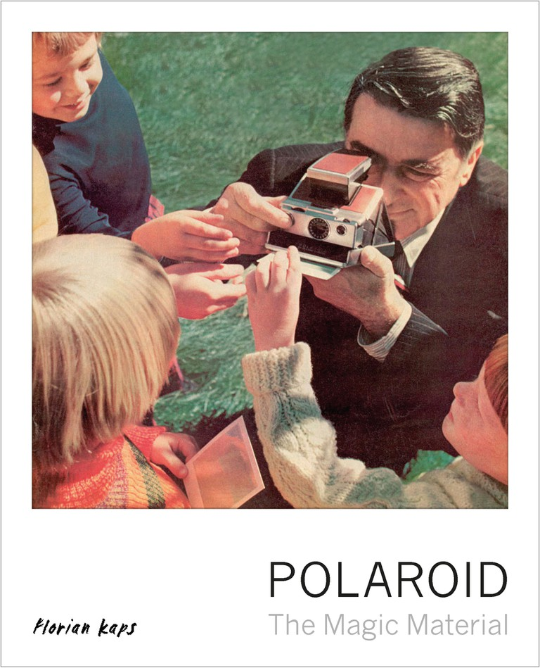 Polaroid: The Magical Material. Courtesy Frances Lincoln