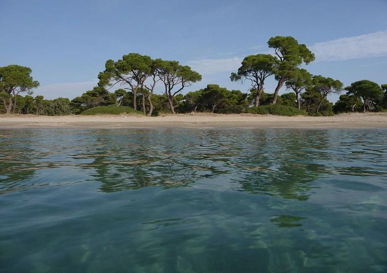 Schinias Beach | © PLatsoudis/WikiCommons