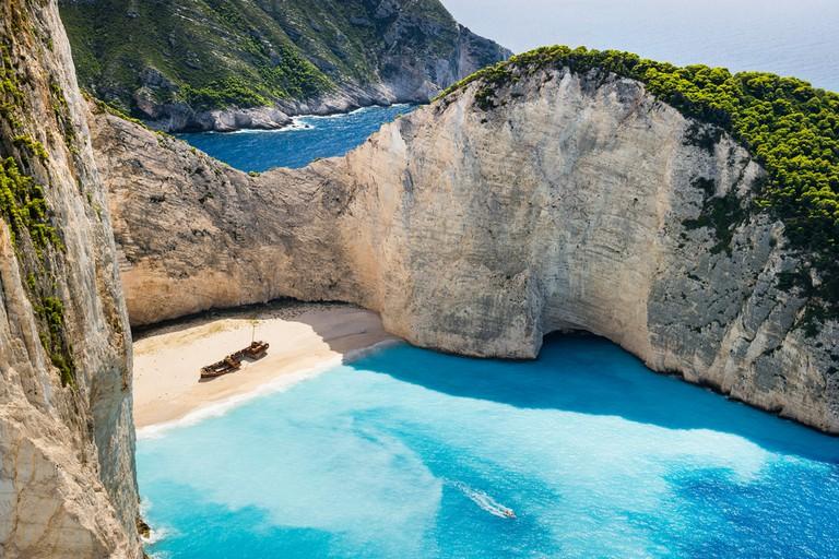Navagio Beach | © VOJTa Herout/Shutterstock