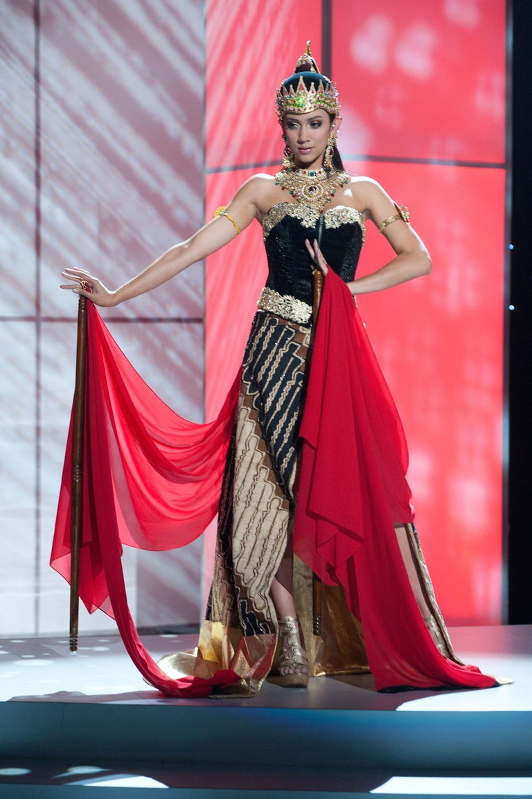 Miss Indonesia 2011 © Miss Universe 2011