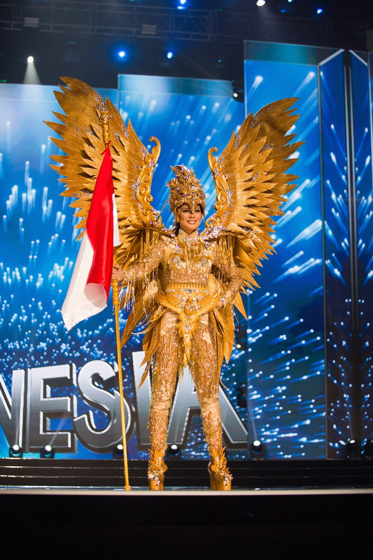 Miss Indonesia 2016 © Miss Universe 2016