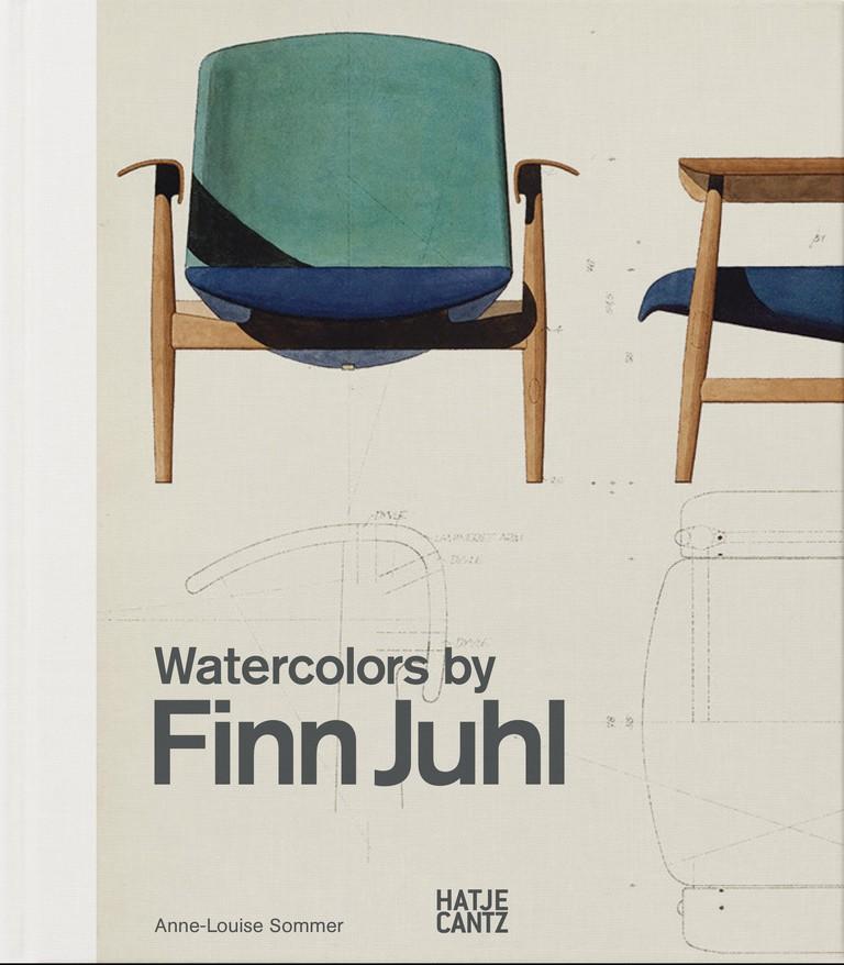 Watercolours by Finn Juhl | Courtesy of Hatje Cantz