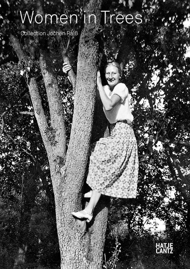 Women in Trees by Jochen Raiss | Courtesy of Hatje Cantz