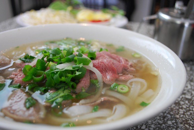 Warming Pho noodle soup © Avlxyz / / Flickr[