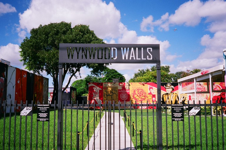 Wynwood Walls via Phillip Pessar