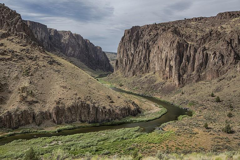 Owyhee River | © Bureau of Land Management/WikiCommons
