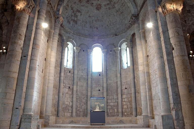 Sant Pere de Galligants, Girona | ©Josep Renalias / Wikimedia Commons