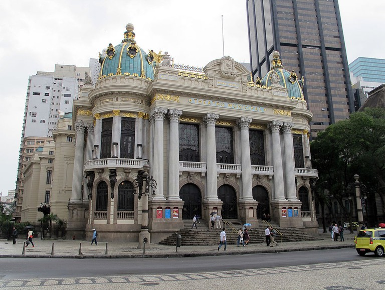 Municipal Theater |© Haakon S. Krohn/WikiCommons