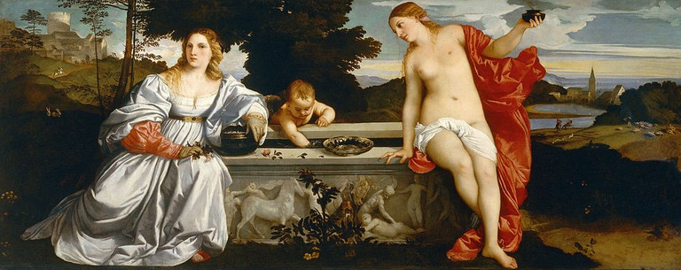 Sacred and Profane Love by Titian | © Wikicommons