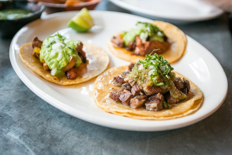 Tacos de barbacoa | © City Foodsters/Flickr