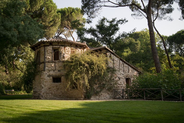 The Casa Vieja is reminiscent of Snow White and the Seven Dwarfs Coffee | © Viviendo Madrid / Flickr