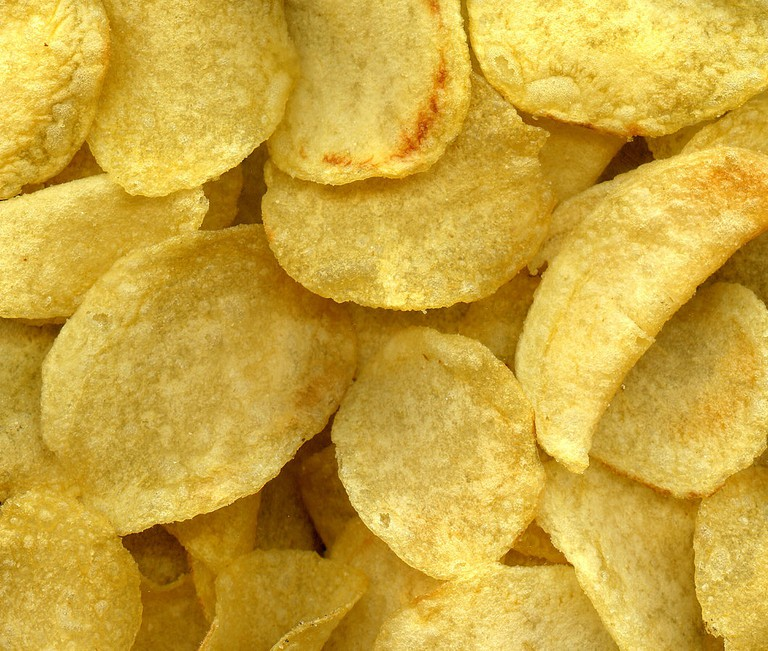 Tayto crisps | © Rainer_Zenz/Flickr