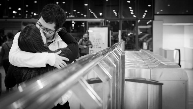 Public affection | © Enric Fradera/Flickr