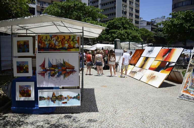 The Ipanema Hippie Fair |© Alexandre Macieira | Riotur/Flickr