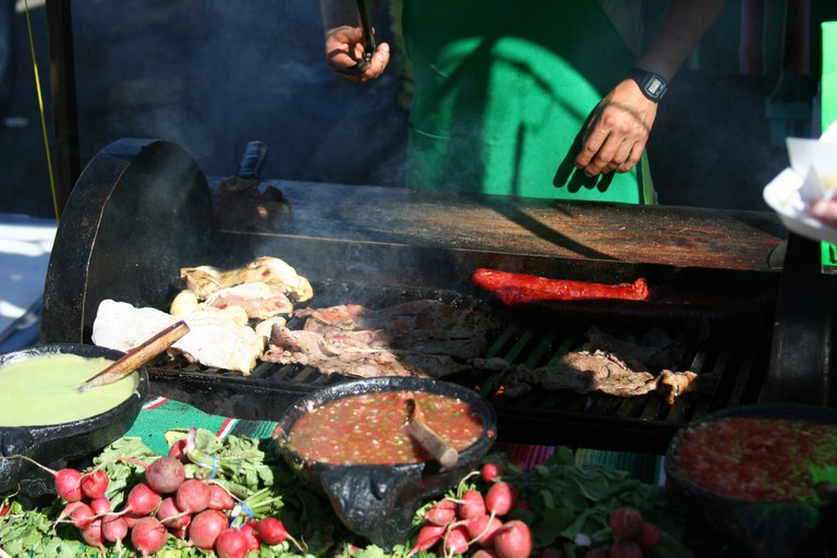 Your friendly neighbourhood taco stand | © slashvee/Flickr