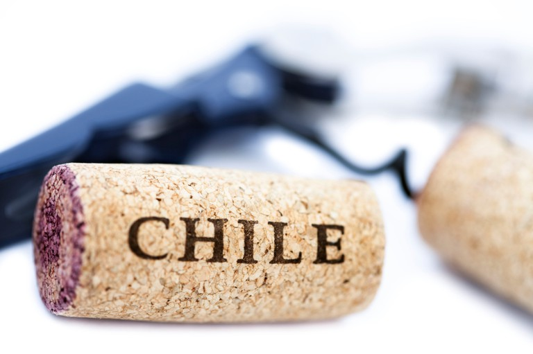 Let's Talk about Chilean Wines! © James Palinsad