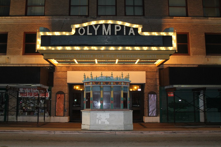 Olympia Theater Downtown Miami | Phillip Pessar/Flickr