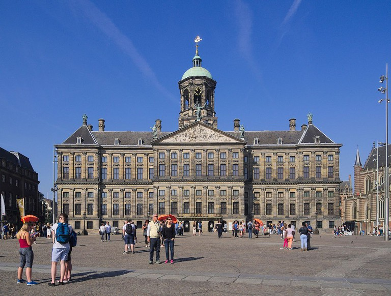 Royal Palace of Amsterdam | © C messier / WikiCommons