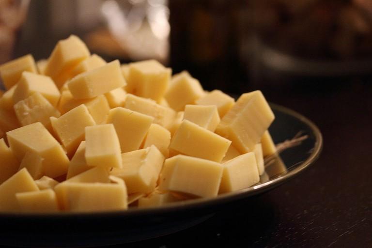 Bistrot des Alpes serves traditional fondue savoyarde | ©Caroline Léna Becker/WikiCommons