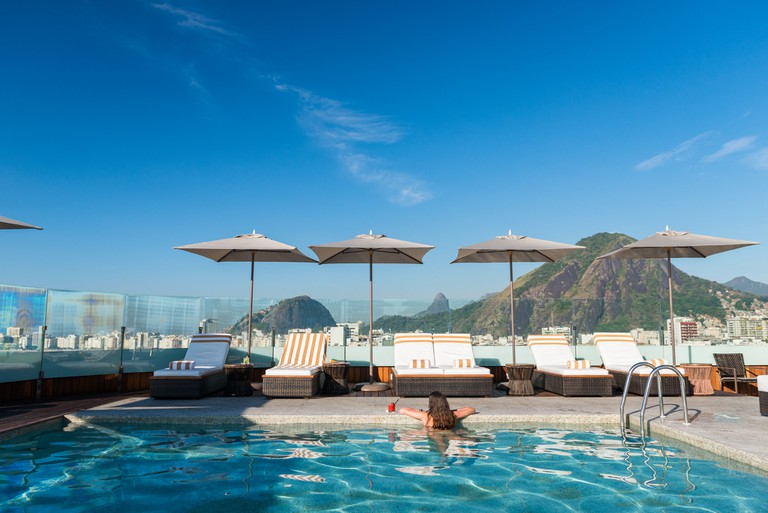 Head to the pool for a relaxed way to cool off in the Brazilian heat | © PortoBay Hotels & Resorts/Flickr