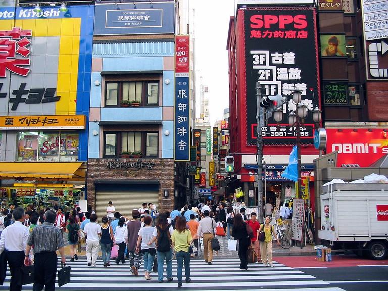 Ikebukuro | © DocChewbacca / Flickr
