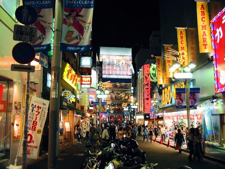 Shibuya | © DocChewbacca / Flickr