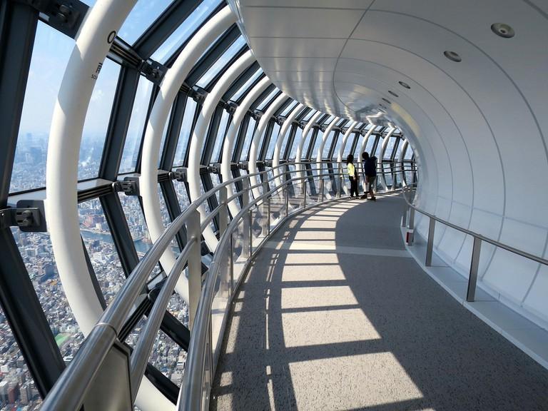Tokyo Skytree Observatory   © raneko / Flickr